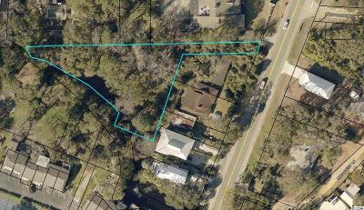 Georgetown County, Horry County Residential Lots & Land For Sale: 3828 Hwy 17 S