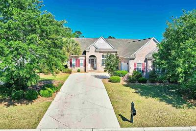 Pawleys Island Single Family Home Active Under Contract: 66 Hartley Pl.