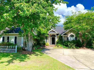 Myrtle Beach SC Single Family Home For Sale: $269,000