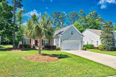 Pawleys Island Single Family Home For Sale: 640 Camden Circle