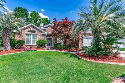 Myrtle Beach Single Family Home For Sale: 539 Wild Horse Ct.