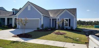 Myrtle Beach Single Family Home Active Under Contract: 6592 Pozzallo Place