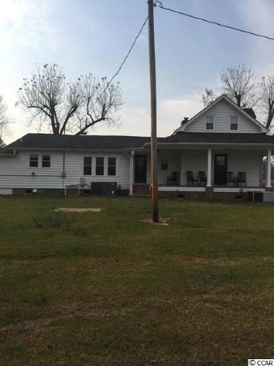 Longs Single Family Home For Sale: 3971 Old Buck Creek Rd.