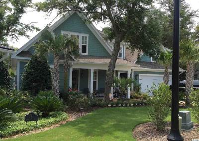 North Myrtle Beach Single Family Home Active Under Contract: 430 Banyan Place