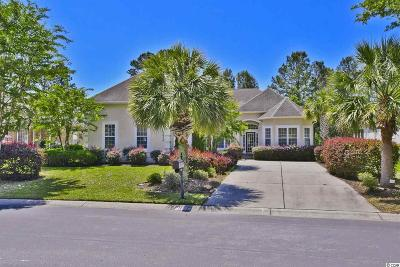 North Myrtle Beach Single Family Home For Sale: 5604 Leatherleaf Dr.