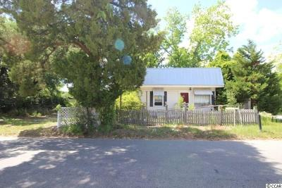 Georgetown Single Family Home For Sale: 213 Seaboard St.