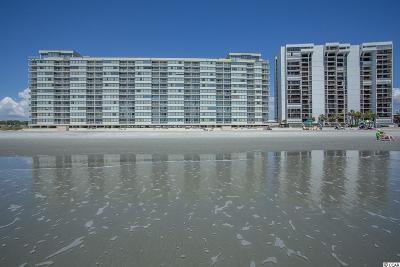 Myrtle Beach Condo/Townhouse For Sale: 9400 Shore Dr. #1125