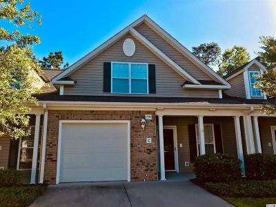 Murrells Inlet Condo/Townhouse For Sale: 791 Painted Bunting Dr. #C