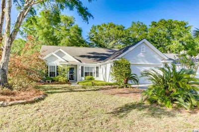 Pawleys Island Single Family Home Active Under Contract: 49 Safe Harbor Ave.