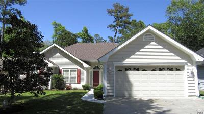 Carolina Shores Single Family Home For Sale: 3 Court 6 SW Northwest Dr.