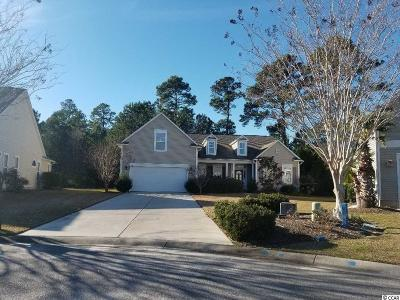 Murrells Inlet Single Family Home For Sale: 9 Longcreek Dr.