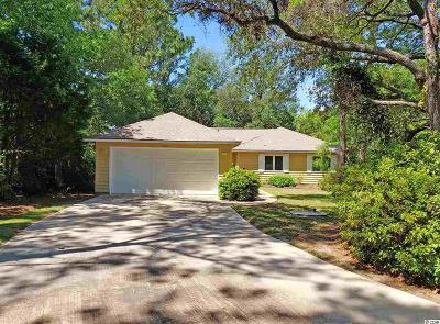 Sunset Beach Single Family Home Active Under Contract: 622 SW Jasmine Ln. SW
