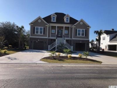 Murrells Inlet Single Family Home For Sale: 115 Hagar Brown Rd.