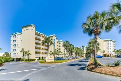 Pawleys Island Condo/Townhouse For Sale: 139 S Dunes Dr. #301