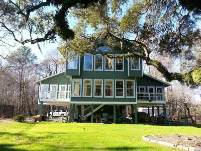 Conway Single Family Home For Sale: 365 River Rd.