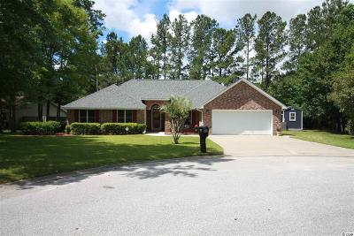 Forestbrook Single Family Home Active Under Contract: 182 Dove Ct.