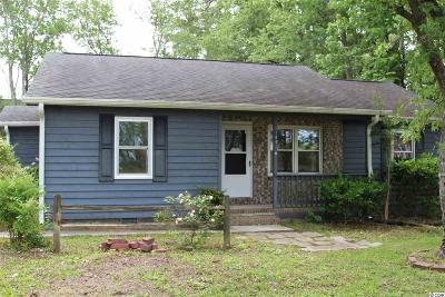 Little River Single Family Home For Sale: 184 Cypress Ln.