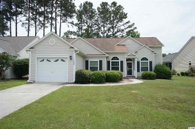 Murrells Inlet Single Family Home Active Under Contract: 1483 Riceland Ct.