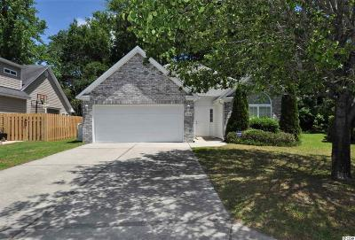 Surfside Beach Single Family Home For Sale: 1940 Tree Circle