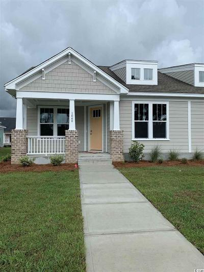 Murrells Inlet Single Family Home Active Under Contract: 1048 Longwood Bluffs Circle