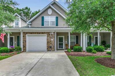 Murrells Inlet Condo/Townhouse For Sale: 741 Painted Bunting Dr. #52C
