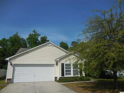 Myrtle Beach Single Family Home For Sale: 712 Dragon Fly Dr.