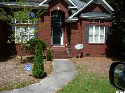 Myrtle Beach Single Family Home For Auction: 3989 Larkhill Dr.