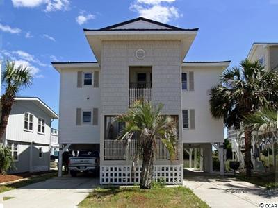 North Myrtle Beach Multi Family Home For Sale: 6210 Nixon St.