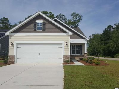 Little River Single Family Home Active Under Contract: 900 Cypress Way