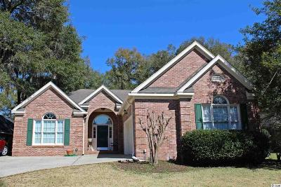 Pawleys Island Single Family Home For Sale: 268 Berwick Dr.