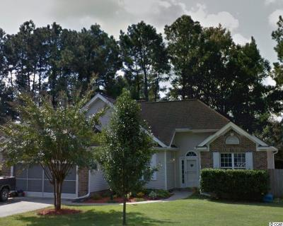 Myrtle Beach Single Family Home Active Under Contract: 402 Brandy Mill Blvd.