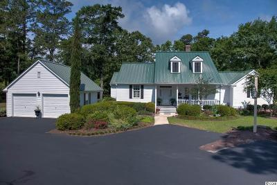Murrells Inlet Single Family Home For Sale: 4424 Buckthorn Pl.