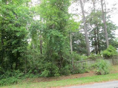 Georgetown County, Horry County Residential Lots & Land For Sale: Lot 1 Elizabeth Dr.