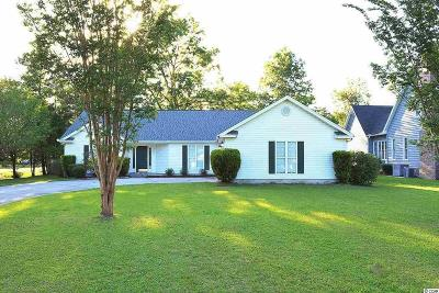 Conway Single Family Home For Sale: 2401 Pinehurst Ln.
