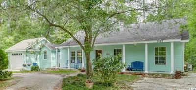 Pawleys Island Single Family Home Active Under Contract: 962 Hagley Dr.