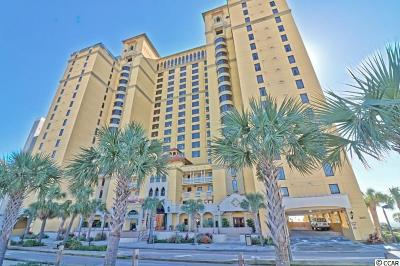 Myrtle Beach Condo/Townhouse For Sale: 2600 N Ocean Blvd. #1112