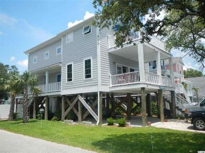 Surfside Beach Single Family Home For Sale: 110 N Pinewood Dr.
