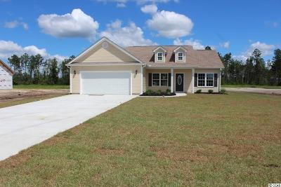 Loris Single Family Home For Sale: 4441 Highway 554