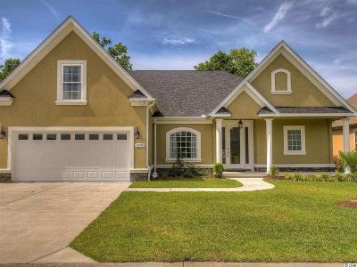 North Myrtle Beach Single Family Home For Sale: 2400 Via Palma Dr.