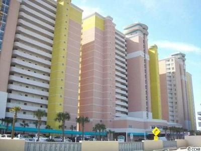 North Myrtle Beach Condo/Townhouse For Sale: 2801 S Ocean Blvd. #1740