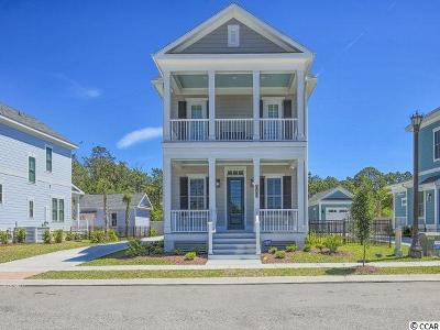 Myrtle Beach Single Family Home Active Under Contract: 8315 Sandlapper Way