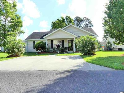 Myrtle Beach Single Family Home For Sale: 146 Osprey Cove Loop