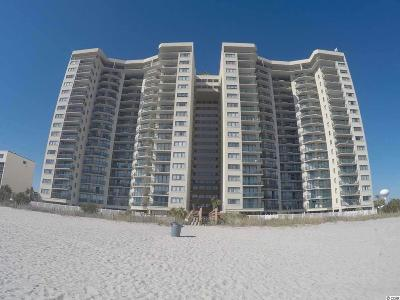 North Myrtle Beach Condo/Townhouse For Sale: 201 S Ocean Blvd.