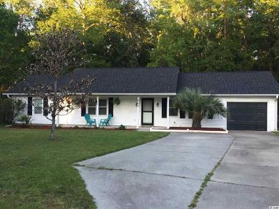 Myrtle Beach Single Family Home For Sale: 908 Shem Creek Circle