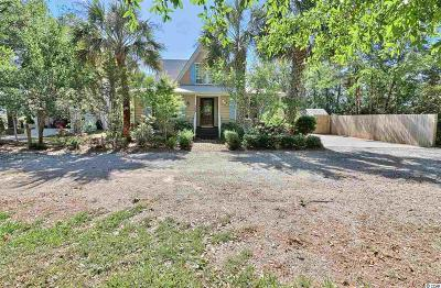 Pawleys Island Single Family Home For Sale: 168 Channel Bluff Ave.