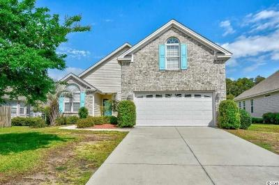 Myrtle Beach Single Family Home For Sale: 2424 Yaupon Dr.