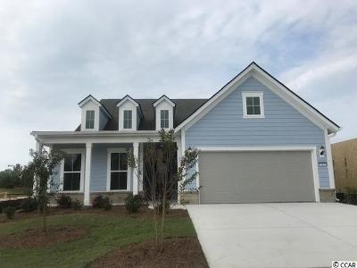 Myrtle Beach Single Family Home Active Under Contract: 5869 Ledro Ln.