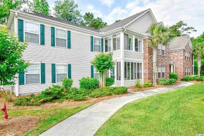 Murrells Inlet Condo/Townhouse For Sale: 136 Brentwood Dr. #D