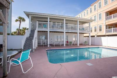 North Myrtle Beach Single Family Home For Sale: 1519 S Ocean Blvd.