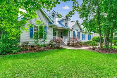 Pawleys Island Single Family Home For Sale: 147 Shore Line Dr.